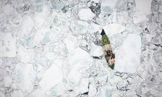 US Navy predicts summer ice free Arctic by 2016