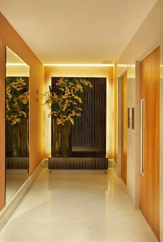 Pin De Ignacio R En Portales Decoración Halls De Entrada Interior De Apartamento Hall De Entrada