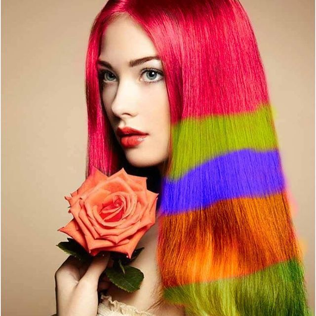 Top 100 hairstyle app photos I made this as well #yay #artist #stopplayingpkemongo  #hairstyleapp #rainbowhair #art🎨 #gettheapp See more http://wumann.com/top-100-hairstyle-app-photos/