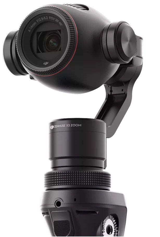 OSMO+ der Handgimbal mit 4K Video Zoomkamera  Highlights  22-77mm Zoom Linse* Professionelles 3 Achsenhandgimbal 4K Videokamera / 12MP Bilder Timelapse, Panorama, lange Belichtungszeiten etc. Kompatibel mit einer großen Auswahl an Zubehör. Mache deine Aufnahmen wann immer du willst, wo auch immer du bist. *Digitaler verlustfreier Zoom ist nur bei Aufnahmen mit 1080p-Auflösung möglich.