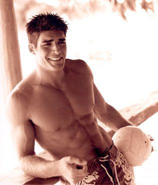 Galen Gering. Yes, he IS from Days Of Our Lives.