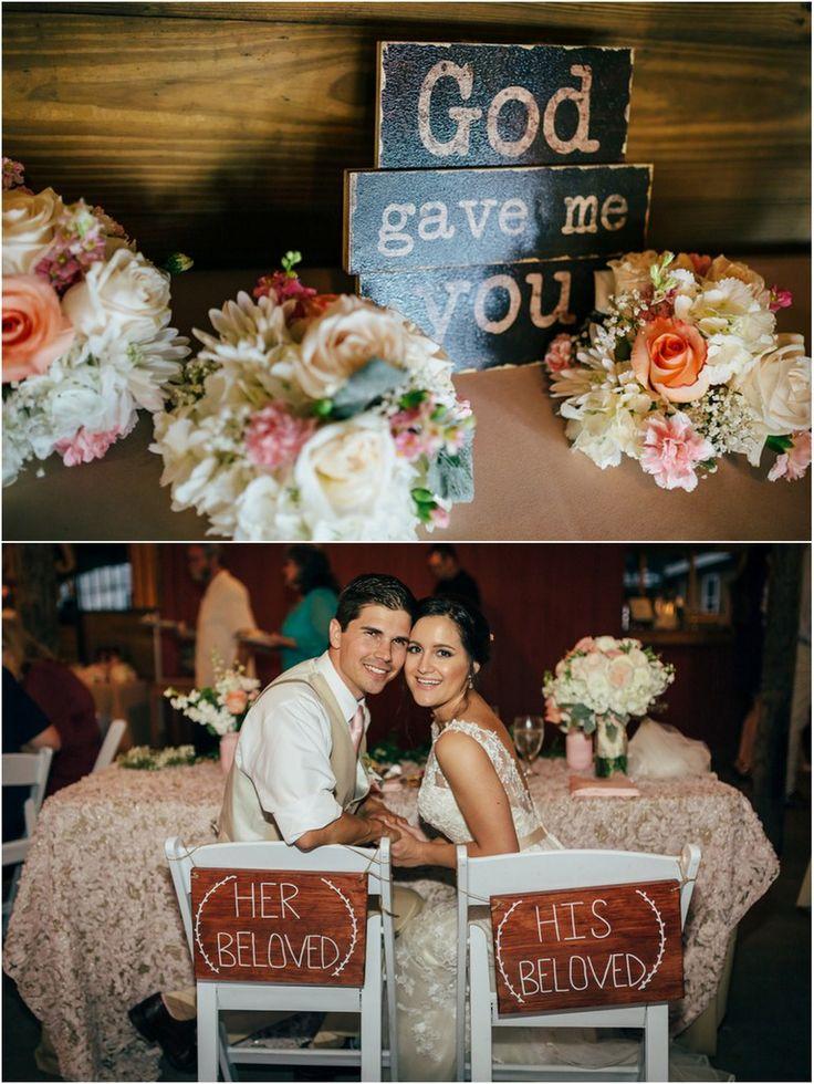 """God Gave Me You"" Rustic Wedding by Darin Crofton Photography - KnotsVilla"