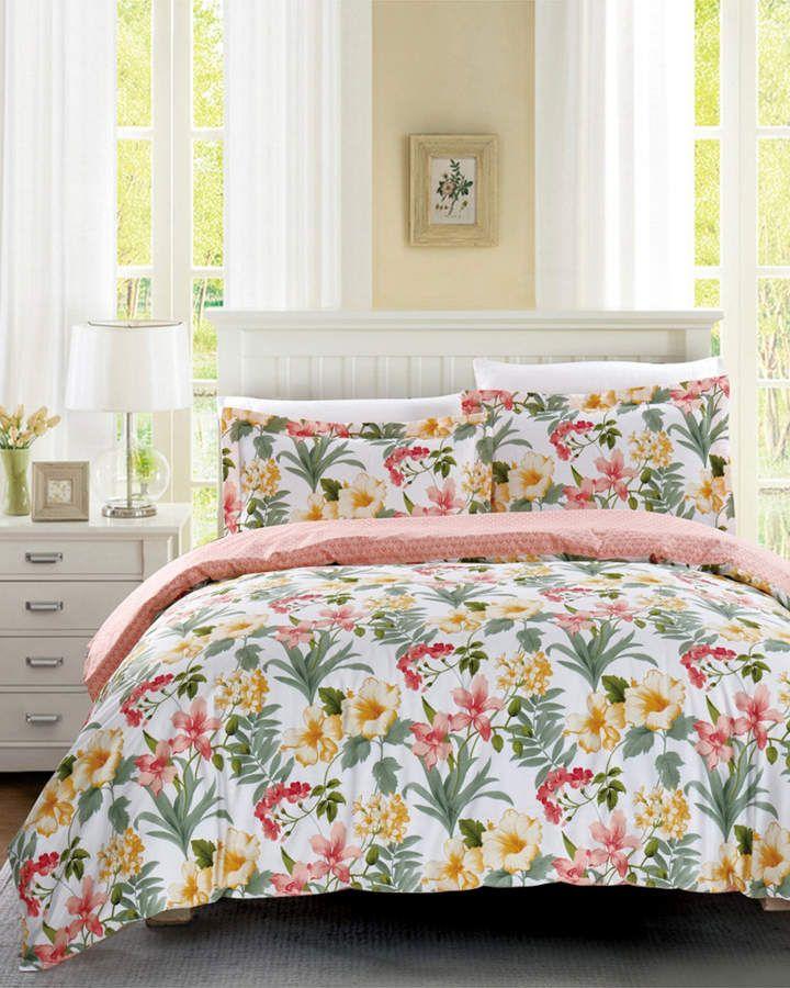 Nmk Fresh Spring Duvet Cover Set Comforter Sets California