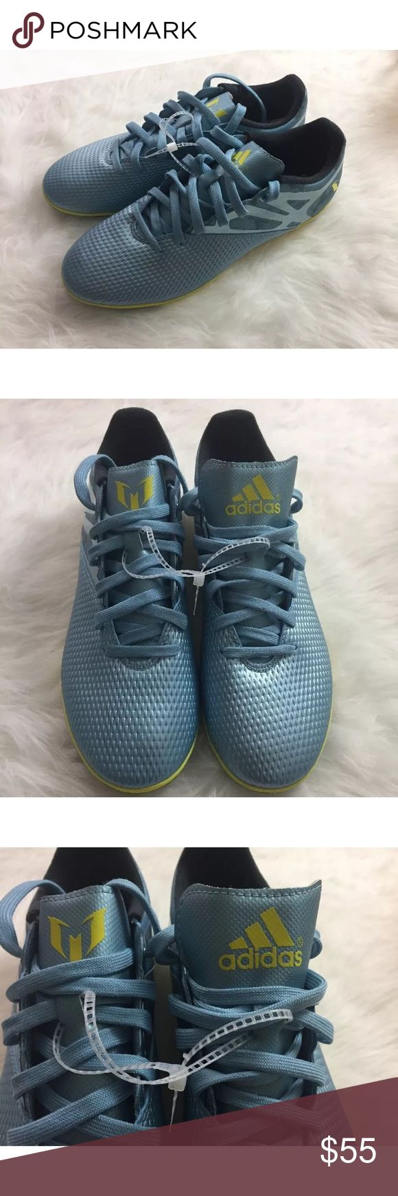 ADIDAS indoor turf soccer cleats Messi 15.3 Brand new without tags or box. Leonel Messi 15.3 indoor cleats. adidas Shoes Athletic Shoes