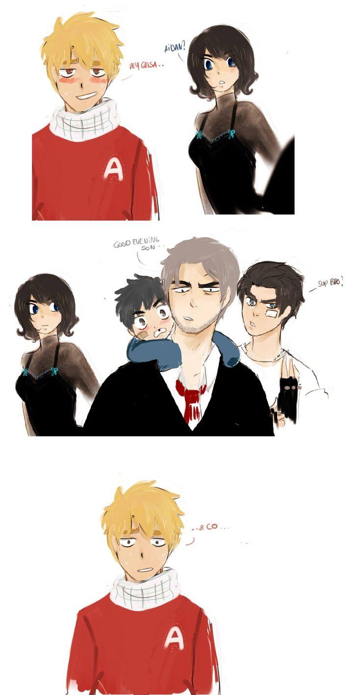 NaLu's son, Gruvia's kids & Gray