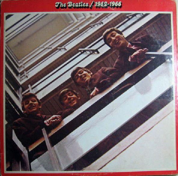 The Beatles - 1962-1966: buy 2xLP, Album, Comp, Win at Discogs
