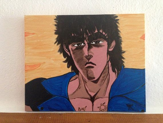 Hokuto no Ken or Kenshiro Fist of the North Star