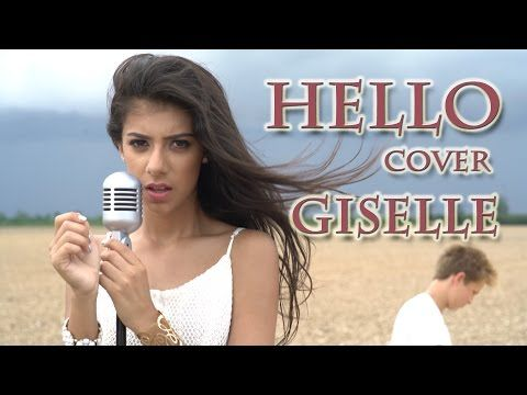 Adele - Hello cover by Giselle Torres - YouTube