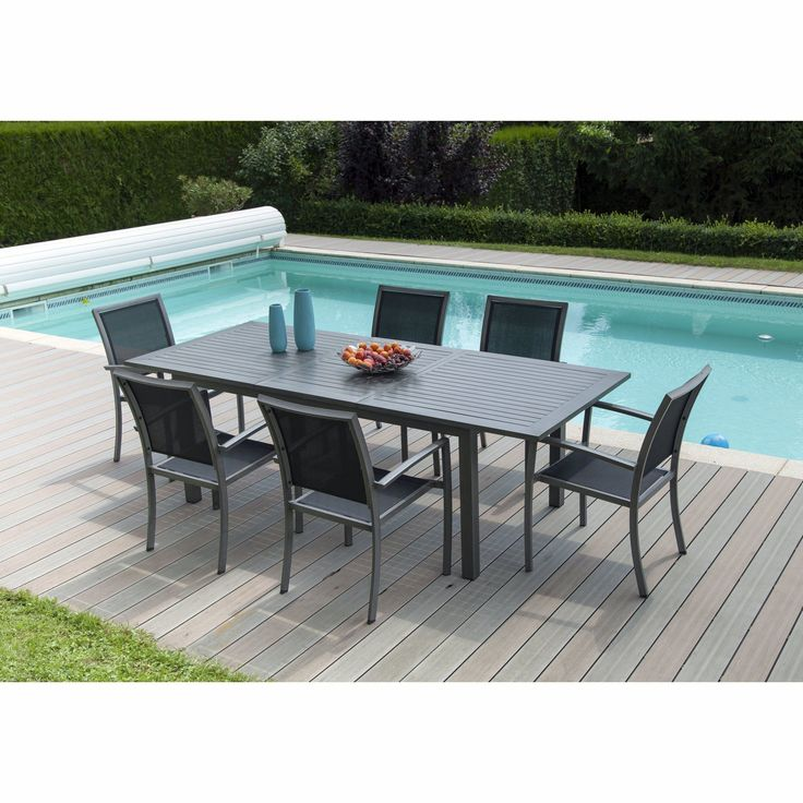 Fly mobilier de jardin table castorama table de jardin for Salon de jardin fly