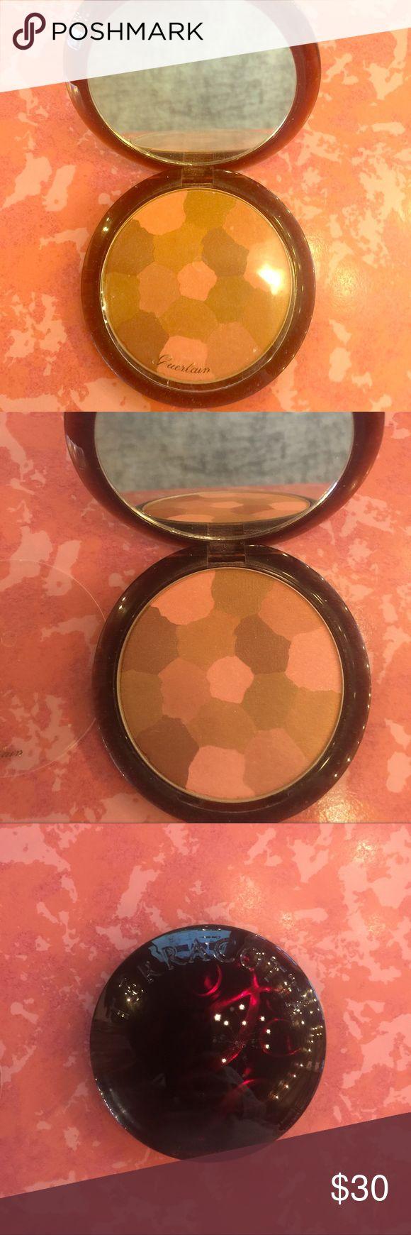 Guerlain bronzing powder Terracotta light sheer bronzing