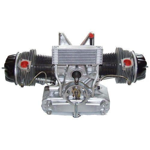 Motor 2CV6 652cc big bore revisie.