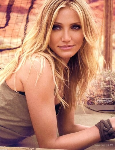 Cameron DiazGirls Crushes, Camerondiaz, Blondes, Makeup, Celebrities, Instyle Magazine, Hair Looks, Beautiful People, Cameron Diaz