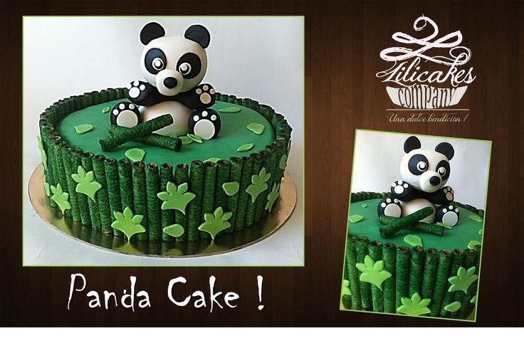 Panda cake !