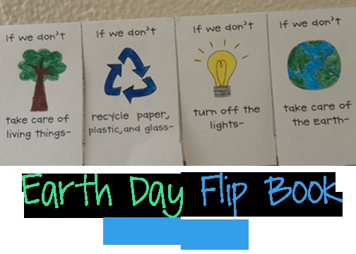 primary practice: Earth Day Flip book freebie: Recycle, Classroom Holidays, Flip Books, Mad Science, Book Cara Inspired, Earth Day, Classroom Ideas, Science Social Studies