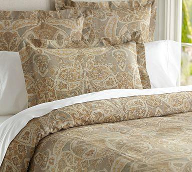 Sabrine Duvet Cover Sham Potterybarn New Home Ideas Pinterest Duvet Bedrooms And