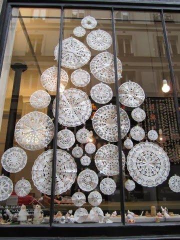 MENTŐÖTLET - kreáció, újrahasznosítás: Tortacsipke karácsonyfa