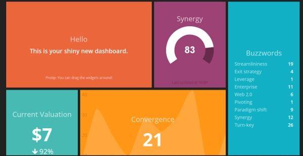 Dashling - Découvrez 5 dashboards gratuits et open-source pour vos prochains projets