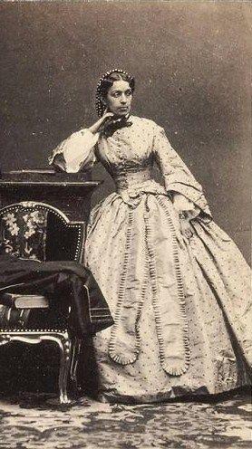 Елизавета Ивановна Черткова, ур. графиня Чернышева-Кругликова (1832—1922)