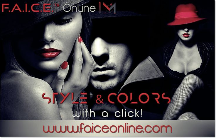 Style & Colors  with a click!  F.A.I.C.E. OnLine | M ™ magazine  www.faiceonline.com  #fashion #style #beauty #lifestyle #modeling #opinion #mensstyle #July #online #magazine #faiceonlinemagazine