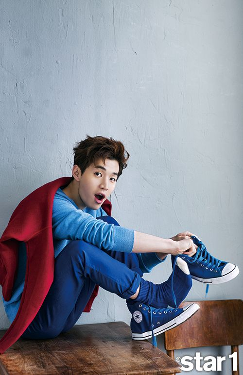 Henry - @ Star1 Magazine March Issue '15