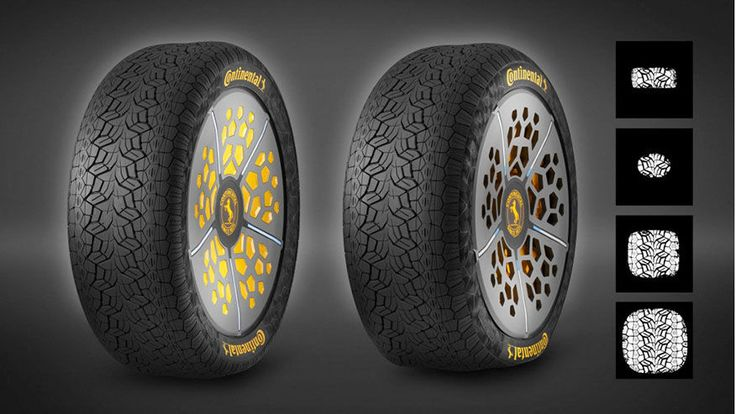 FOX NEWS: Continental looks to improve safety with its latest tire concepts