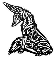 Fennec Fox, would make a wicked tattoo