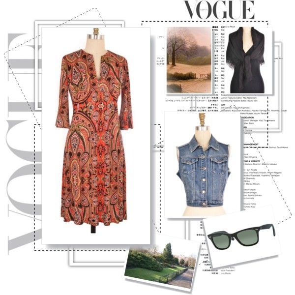 """""""A walk in the park"""" by closetdash on Polyvore"""