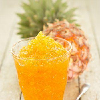Confiture d'ananas - Cuisine et Vins de France !