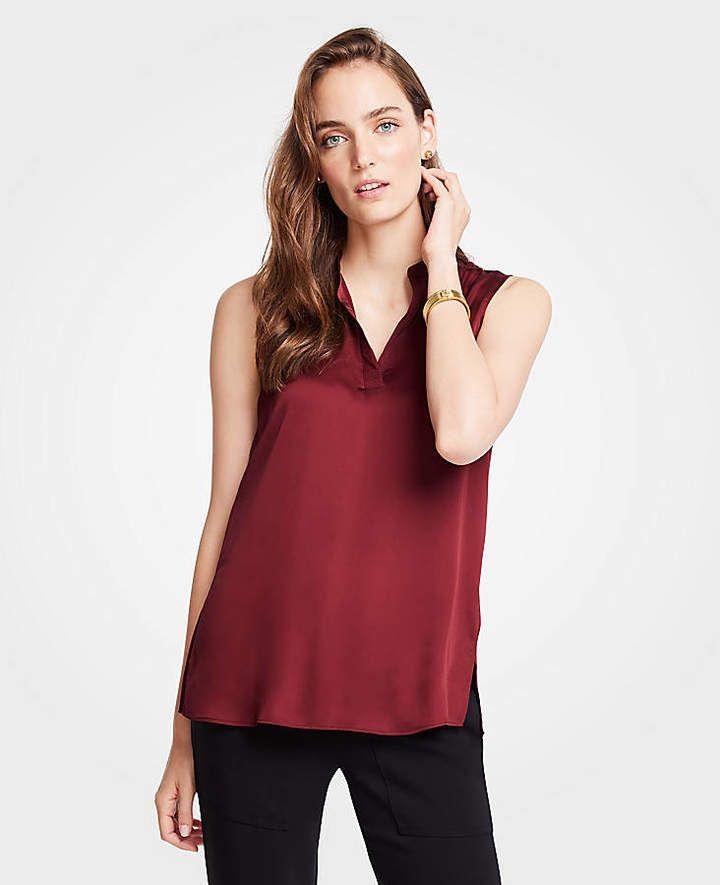 petite-sleeveless-tops