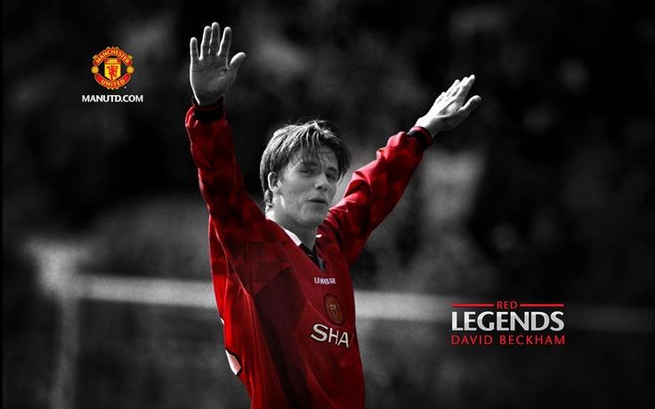 Legends ... Beckham