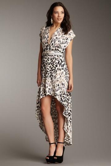 Hi-Lo Infinity Dress - fun AND elegant!