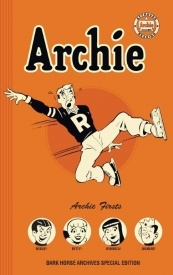 Archie Comic Book Poster