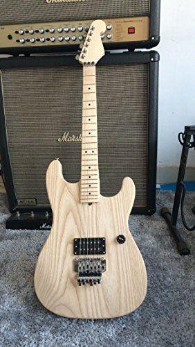 Starshine unfinished electric guitar ASH body Starshine