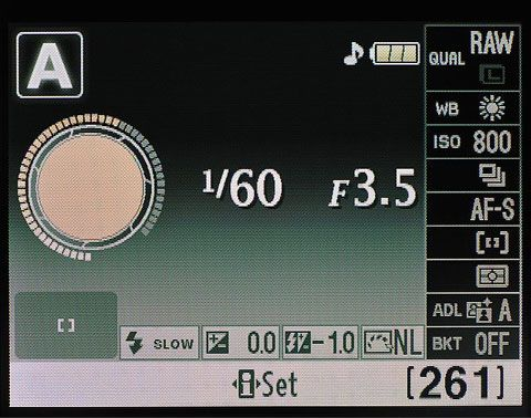 Nikon's helpful on-site guide to aperture and lens markings