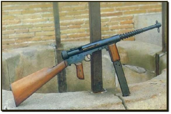 18++ Beretta m1938 information