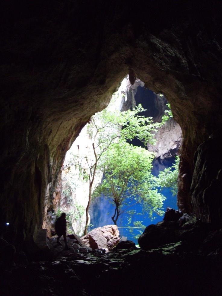Chinoyi Caves