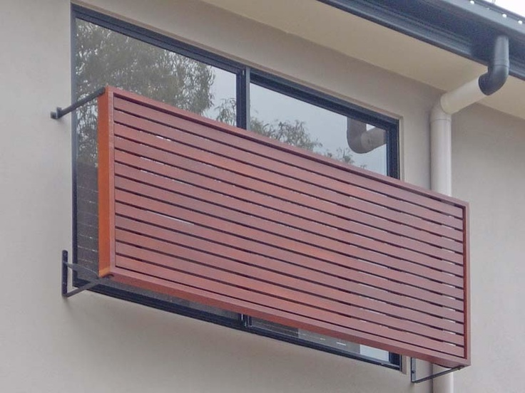 Timber Privacy Screens