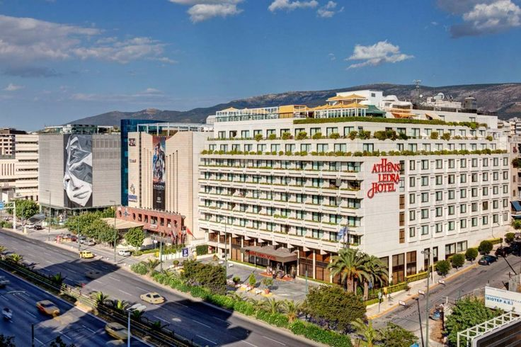 Calling All Investors: Hotels Up for Sale in Athens.
