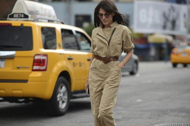 - Evangelie Smyrniotaki in New York. | new #streetstyle blog on #thestreetmuse by #melaniegalea. shot in #newyork.