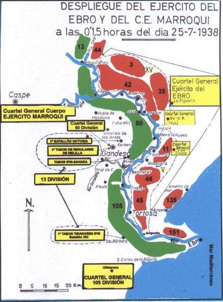 La Batalla del Ebro (guerra civil española)