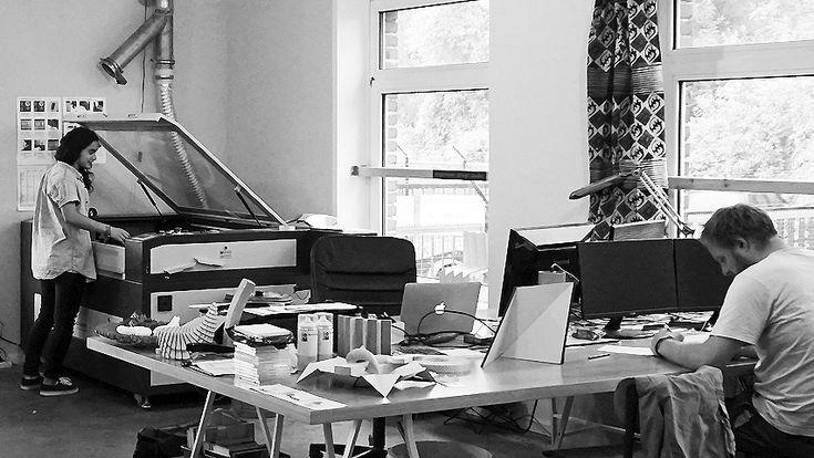 responsive design studio ist ein junges, kreatives Design- und Architekturbüro mit Sitz in Köln. Nach dem Prinzip 'Design through Making' entwerfen und konzeptionieren wir nicht nur Projekte aller Maßstäbe, sondern …