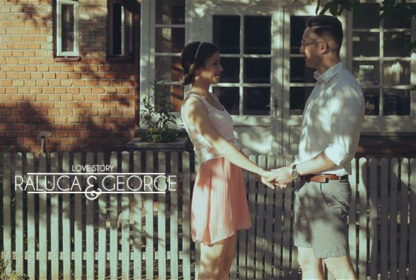 "Raluca & George – love story – ""Visul unei nopti de vara"""