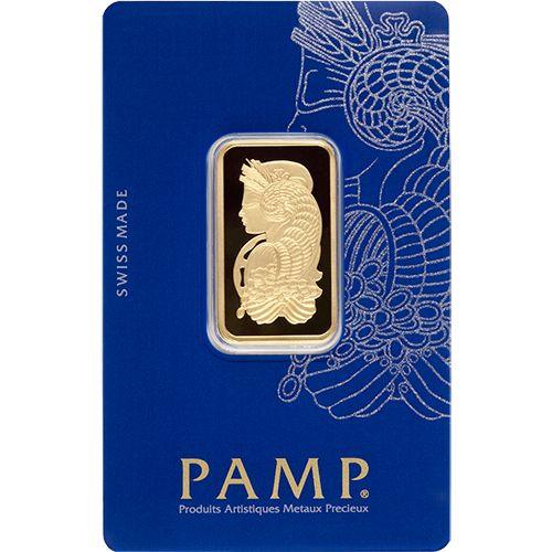 Buy 20 Gram Fortuna PAMP Suisse Gold Bar Online