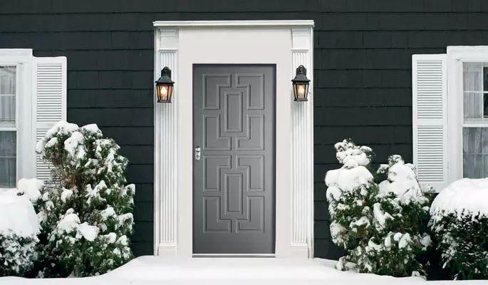 Входные двери для коттеджей от DIERRE. Купить входные теплые двери для частного…