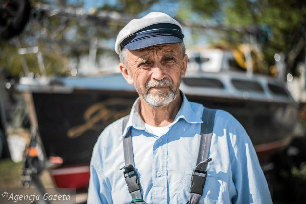 Wisła. Kapitan, bosman, przewodnik wędkarski. Niezwykłe historie o ludziach rzeki