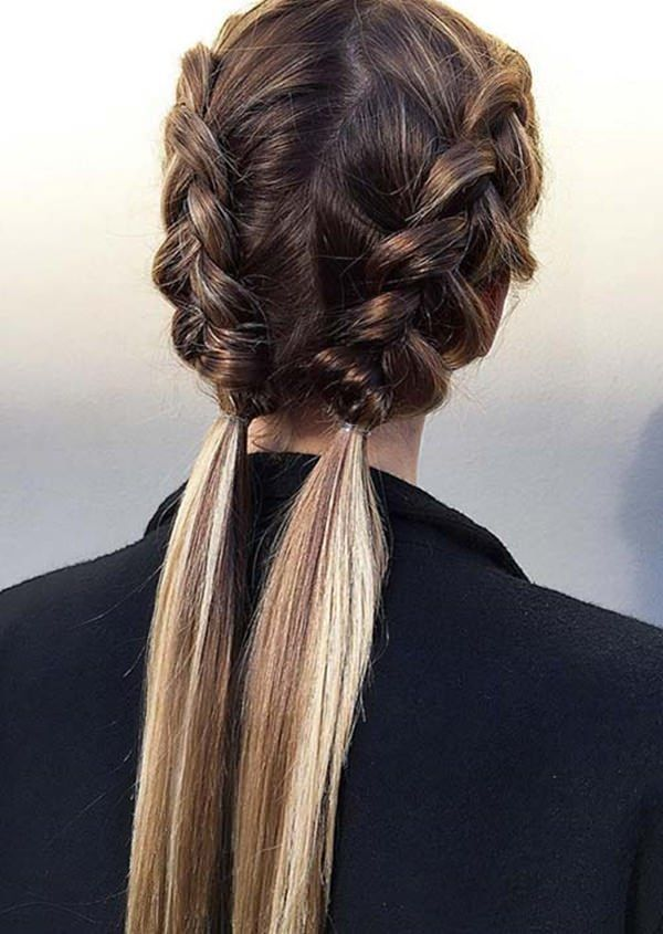 Pretty 40 Hairstyles for Long Hair trends 2018