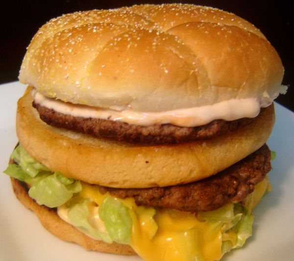 Top Secret Recipes | Big Boy Double-Decker Hamburger Classic Recipe- This is one of the great sandwiches that Big Boy Restaurant offers........this is a winner!