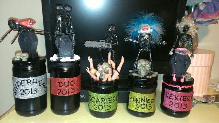 Halloween Trophy diy