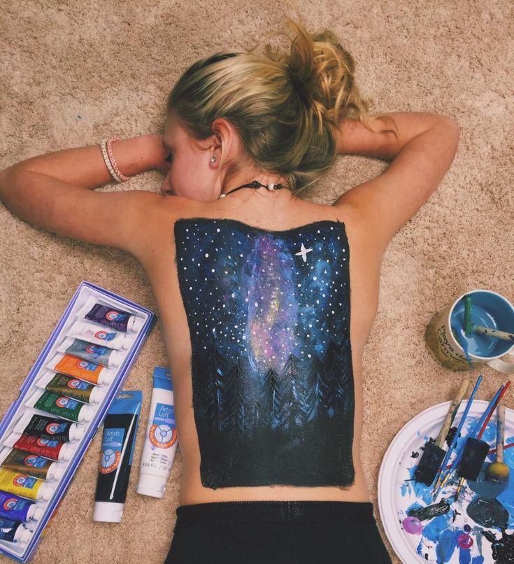 back art