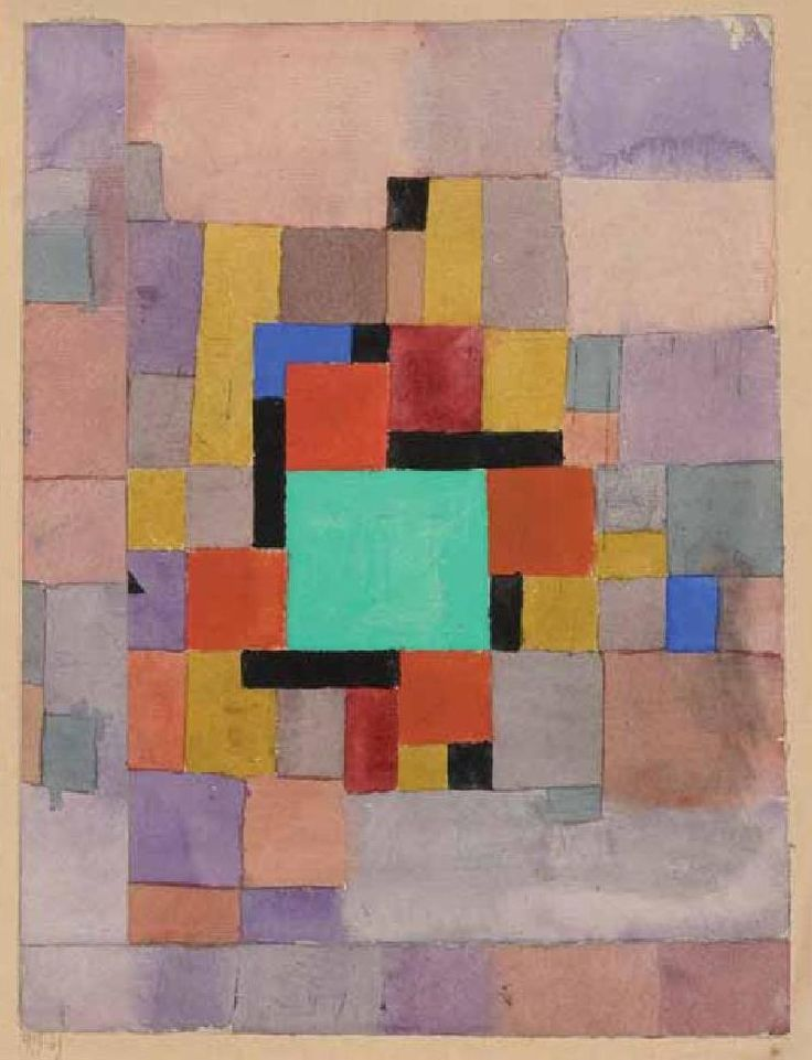 #ClippedOnIssuu from Paul Klee: The Bauhaus Years